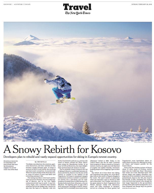 ski Brezovica